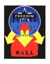 Robert Indiana - The Wall - 1997