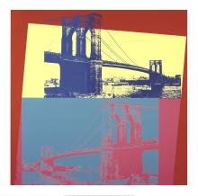 Andy Warhol - Brooklyn Bridge - 2014