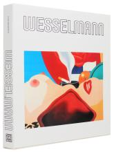 2 Assorted Tom Wesselmann Book & Signed Print
