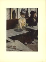 Edgar Degas - Absinthe