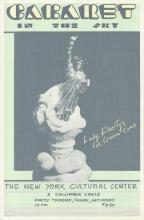 "John Loring - Liberty Cone - 1974 Serigraph - SIGNED 35"" x 23"""