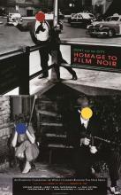 John Baldessari - Night and the City Homage to Film Noir - 1998