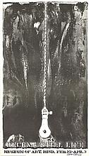 Jasper Johns - Recent Still Life (Light Bulb) - 1968 - SIGNED