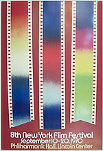 James Rosenquist - Short Cuts, 8th New York Film Festival - 1970