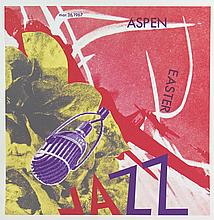 James Rosenquist - Aspen Jazz - 1967