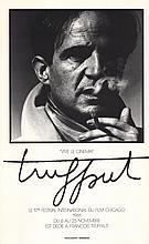 Victor Skrebneski - Truffaut Vive Le Cinema - 1981
