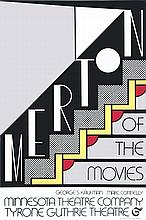 Roy Lichtenstein - Merton of The Movies - 1968