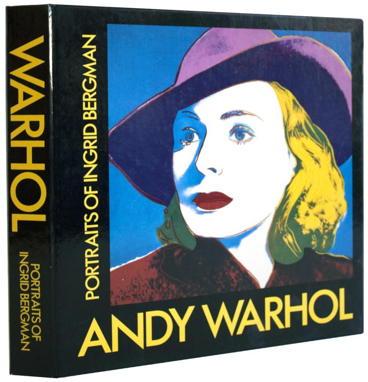 Andy Warhol: Portraits of Ingrid Bergman - 1983