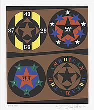 Robert Indiana - The American Dream - 1997 - SIGNED