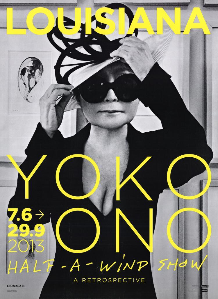Yoko Ono - Half-A-Wind Show - 2013