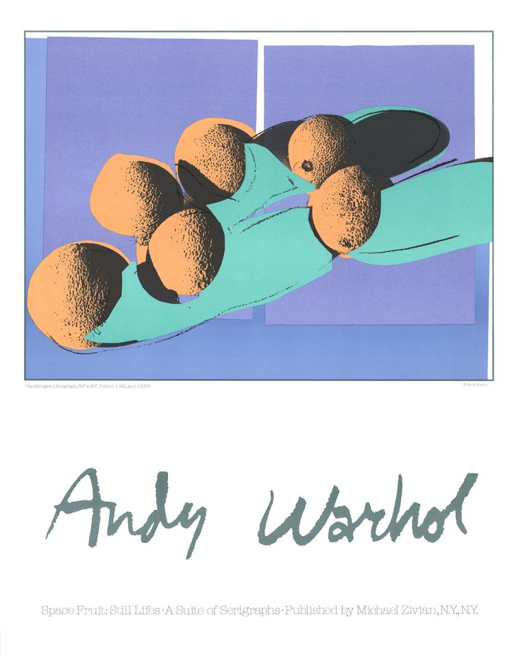 Andy Warhol - Cantaloupes I