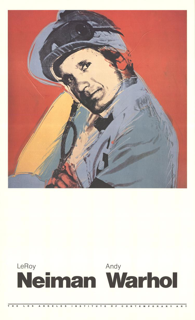 Andy Warhol - Bill Shoemaker