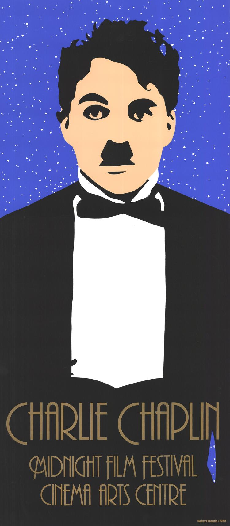 Robert Francis - Charlie Chaplin - 1984