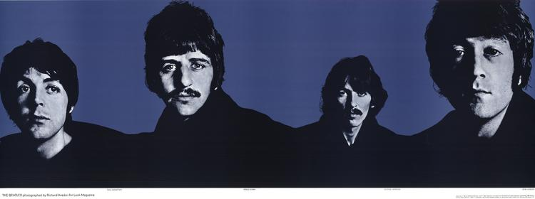 Richard Avedon - The Beatles - 1967