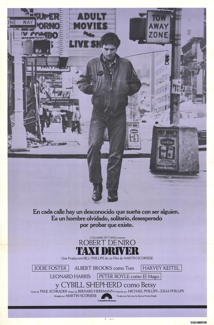 Taxi Driver - 1976