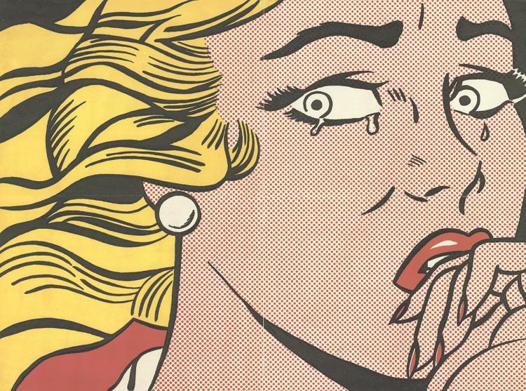 Roy Lichtenstein - Leo Castelli Invitation - 1963