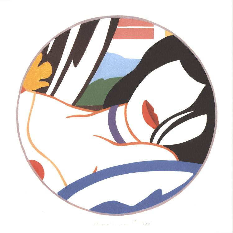 Tom Wesselmann - Untitled