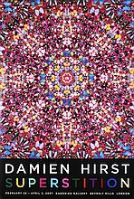 Damien Hirst - Superstition - 2007