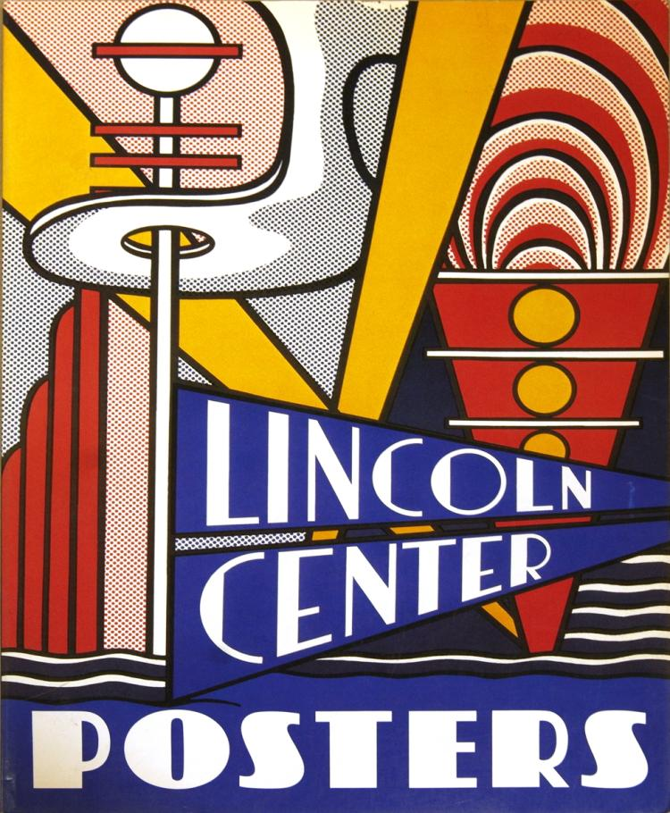 Lincoln Center Posters - 1980