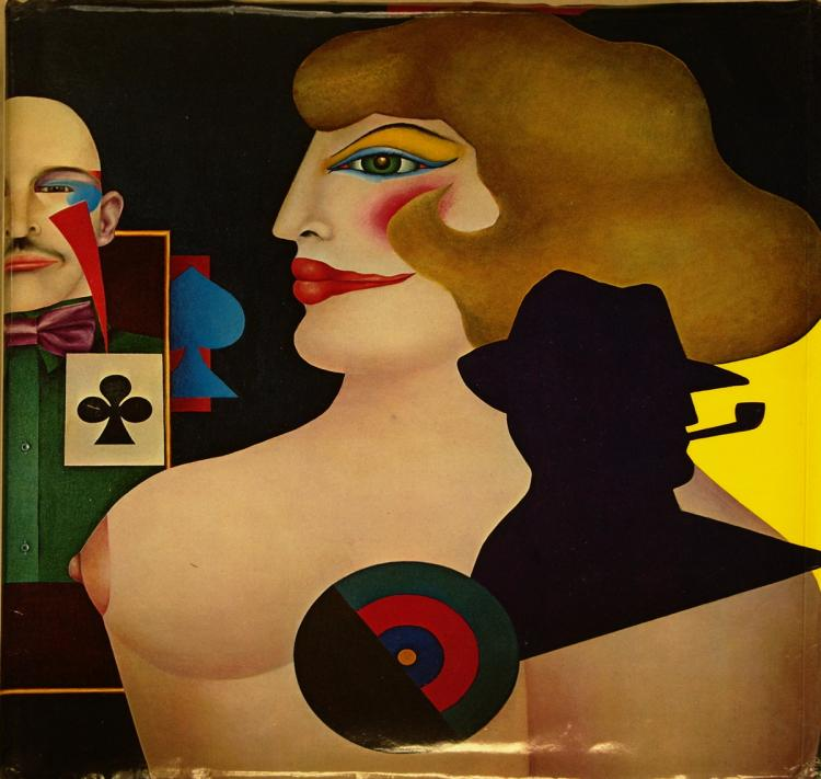 Richard Lindner - 1975