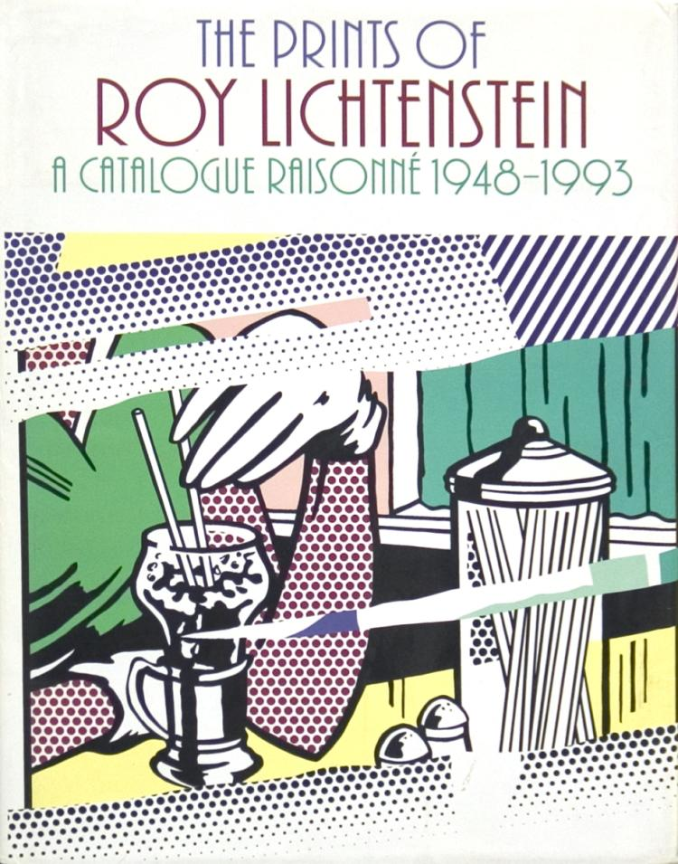 The Prints of Roy Lichtenstein: a catalogue Raisonne 1948-1993 - 1994