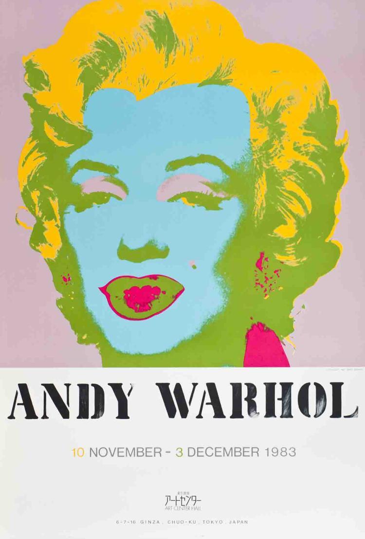 Andy Warhol - Marilyn Monroe - 1983