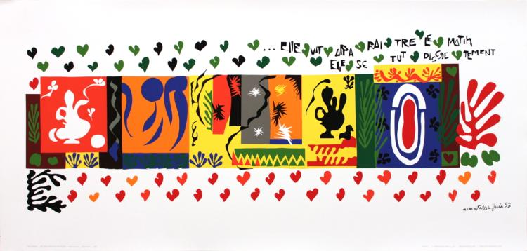 Henri Matisse - One Thousand and One Nights - 2012