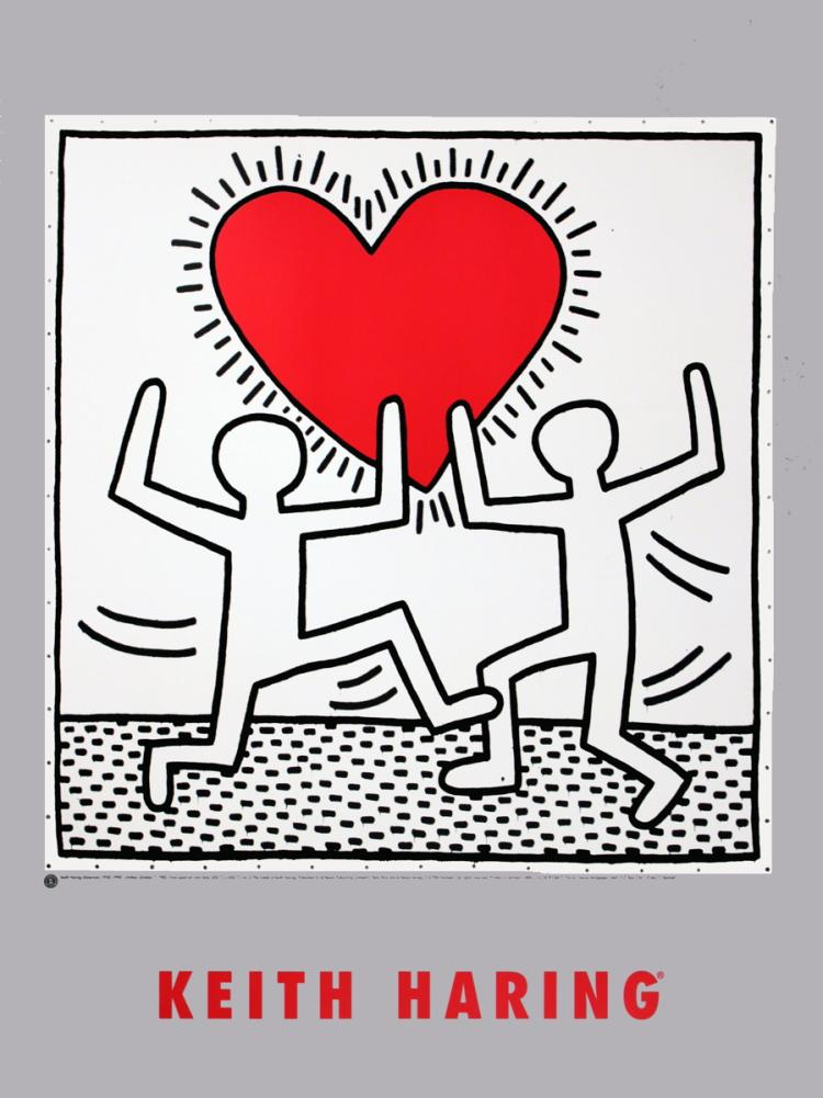 Keith Haring - Untitled (October 7, 1982) - 2007