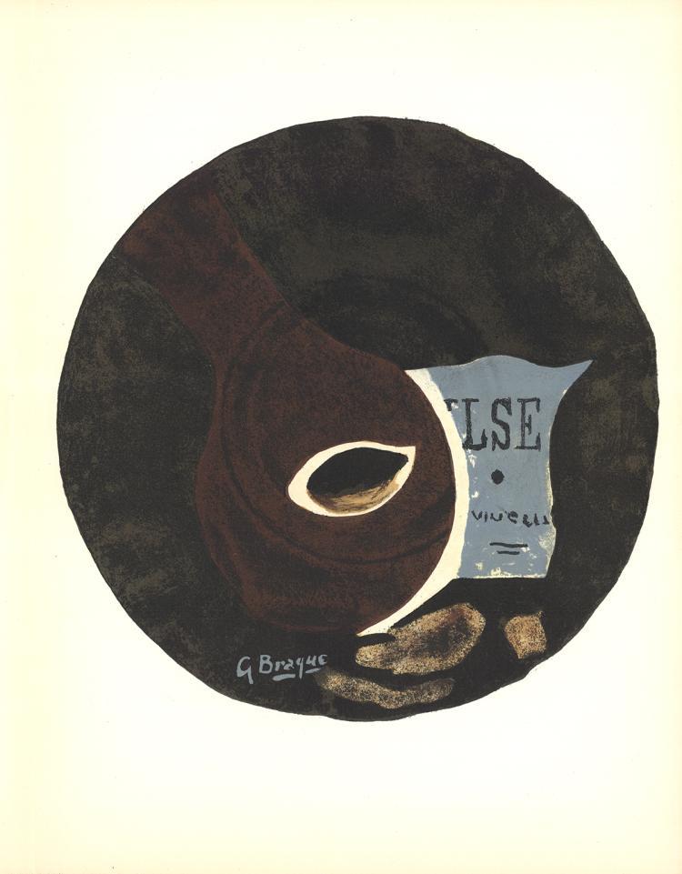 Georges Braque - Valse - 1960