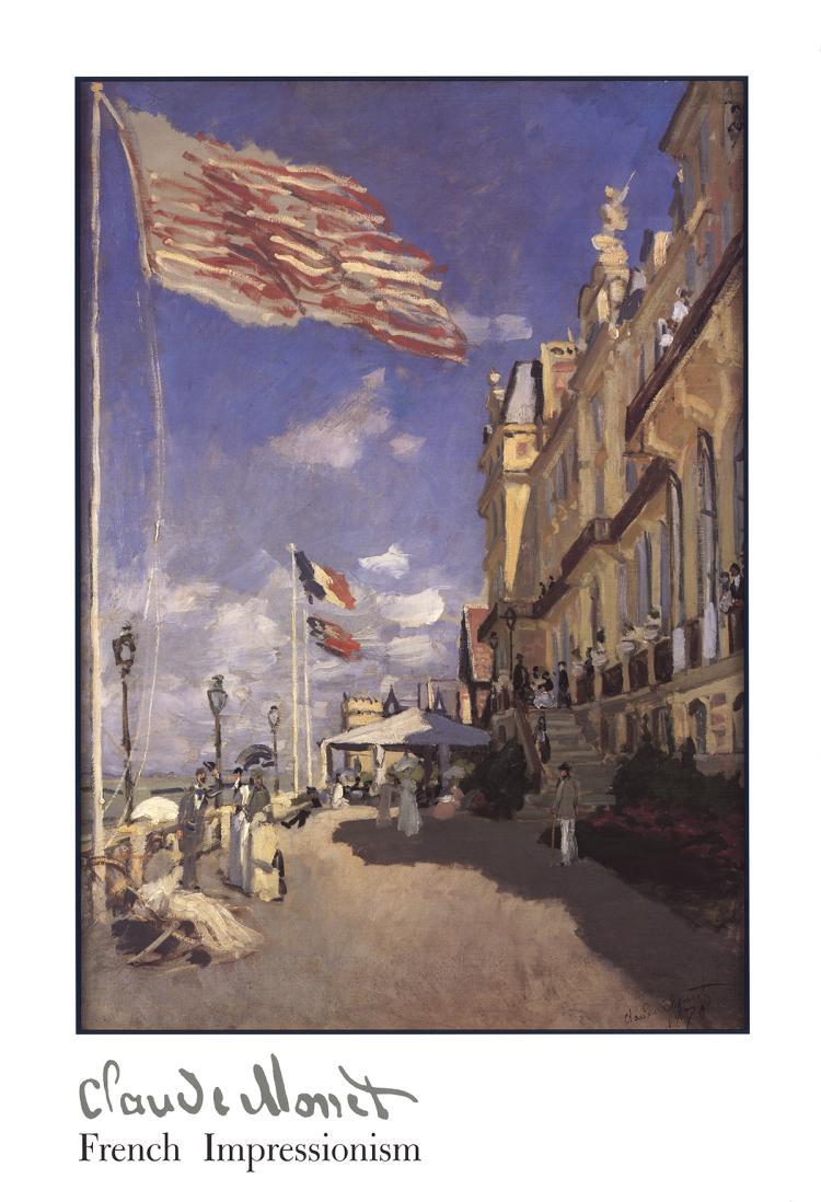 Claude Monet - French Impressionism