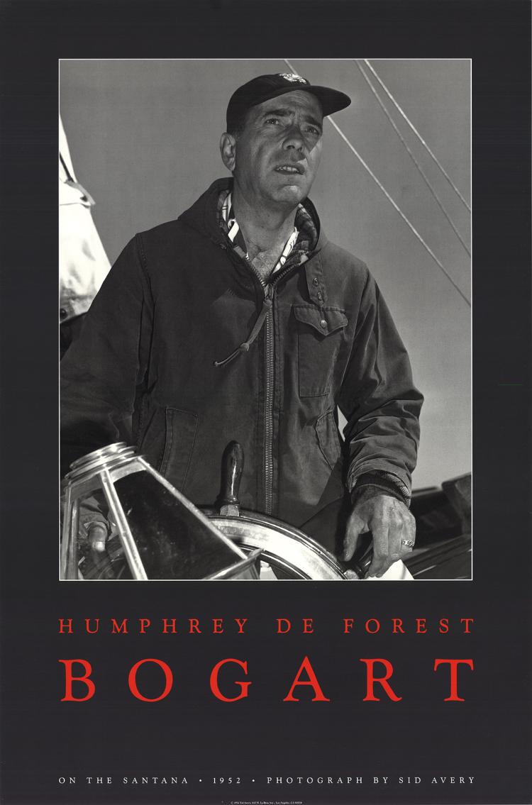 Sid Avery - Humphrey De Forest Bogart