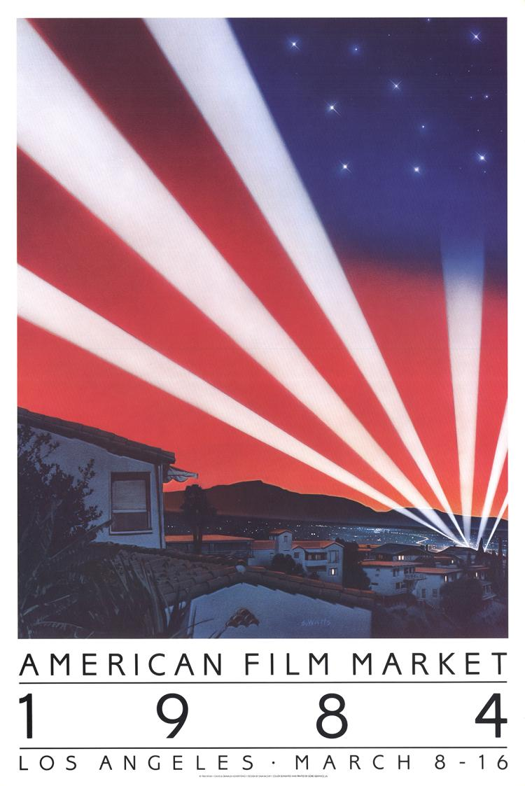 Watts - American Film Market - 1984