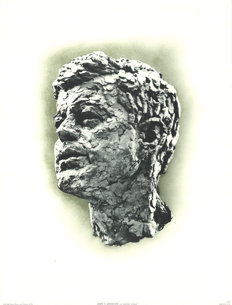 Robert Berks - John F. Kennedy