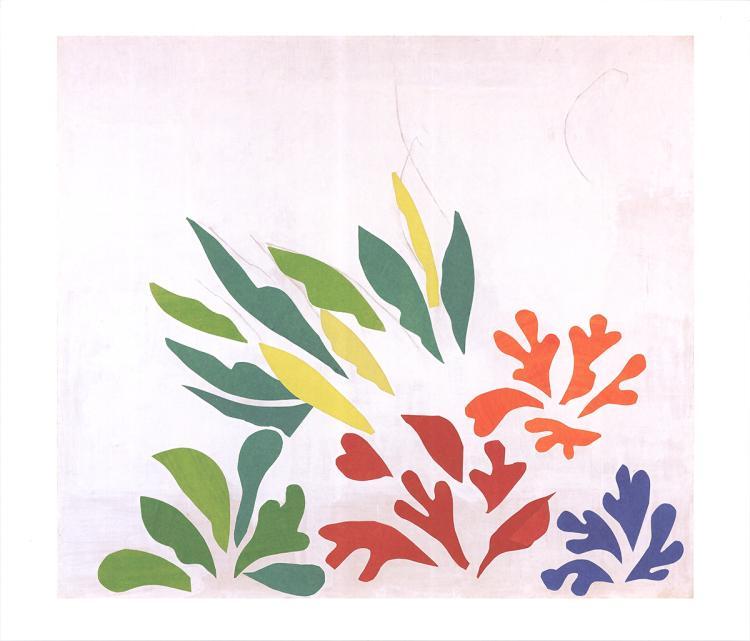 Henri Matisse - Acanthes - 2016