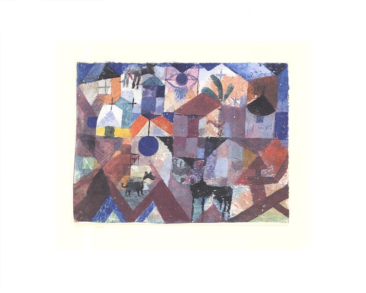 Paul Klee - Zoo - 2016