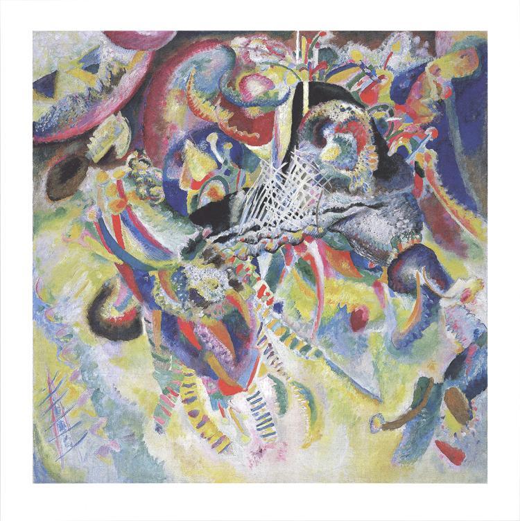 Wassily Kandinsky - Fuga