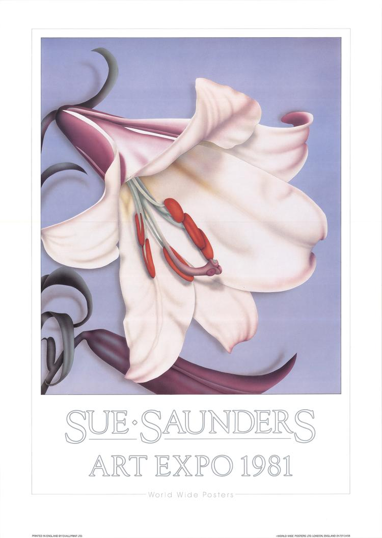 Sue Saunders - Art Expo, Version B - 1991