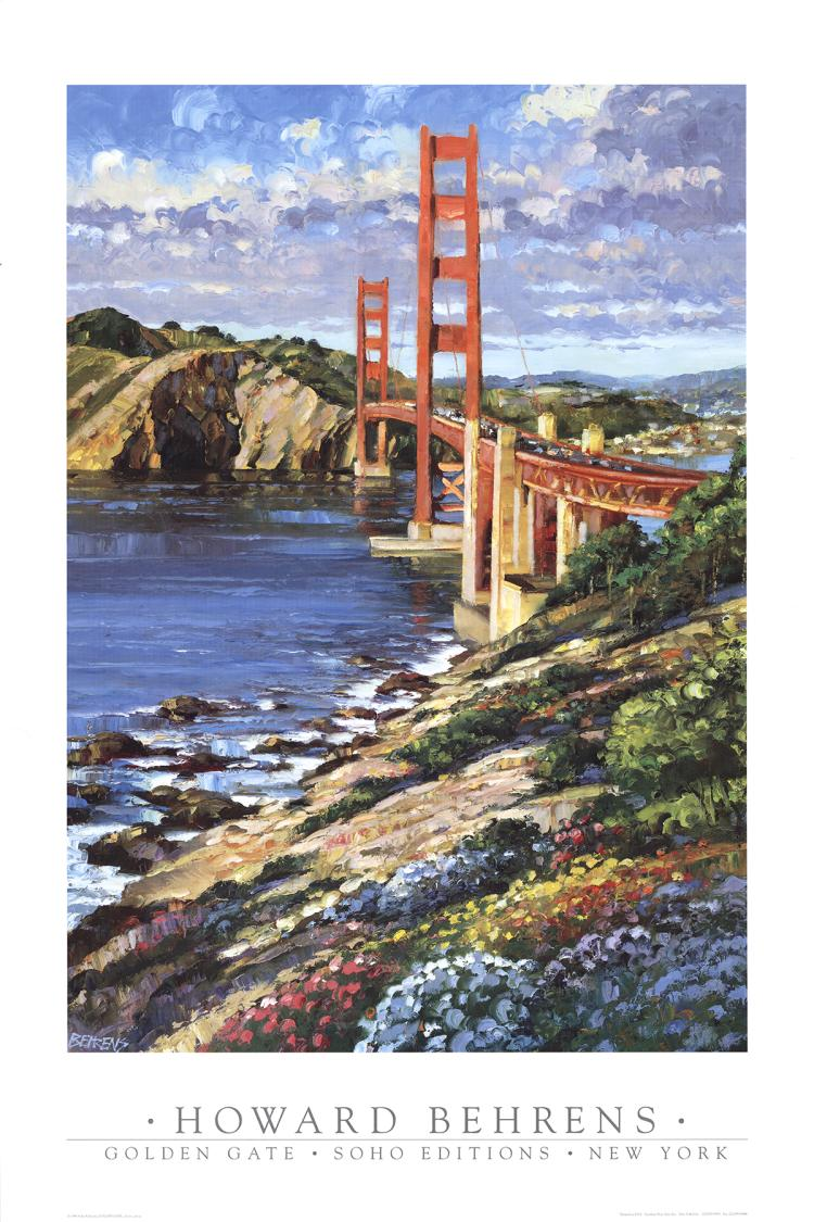 Howard Behrens - Golden Gate - 1996