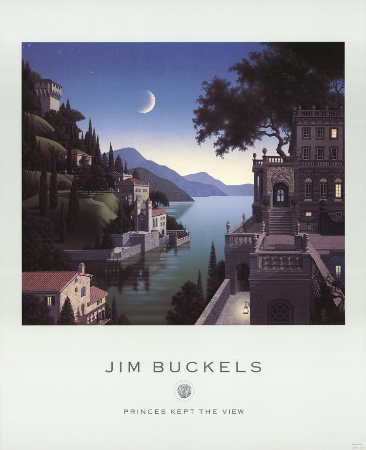Jim Buckels - Princes Kept the View