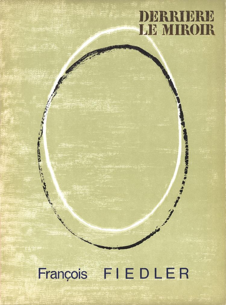 Francois Fiedler - DLM No. 167 Cover - 1967