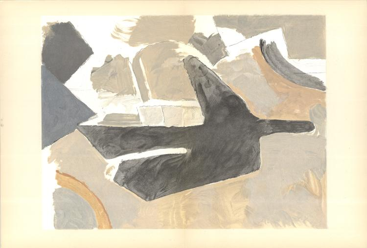 Georges Braque - Untitled - 1967