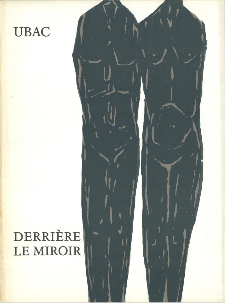 Rodolphe Raoul Ubac - DLM No. 161 Cover - 1966