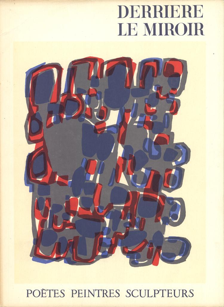 Rodolphe Raoul Ubac - DLM No. 119 Cover - 1960
