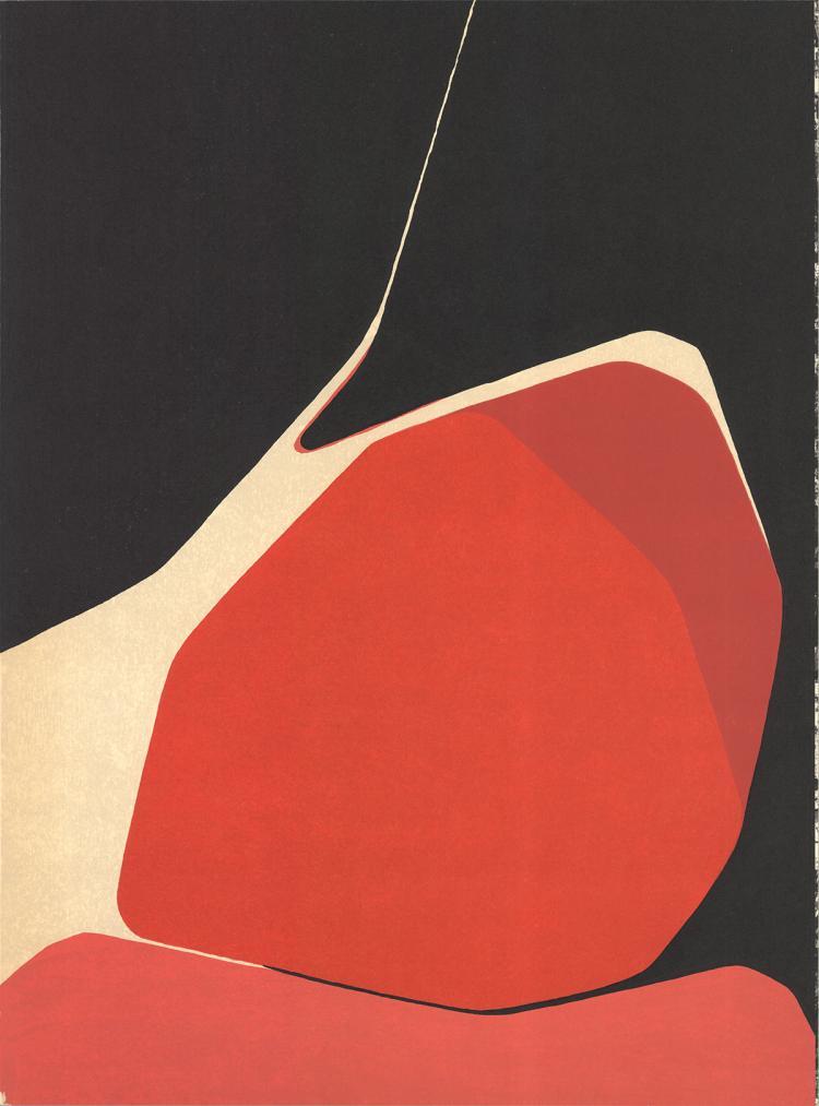 Pablo Palazuelo - Onde - 1960