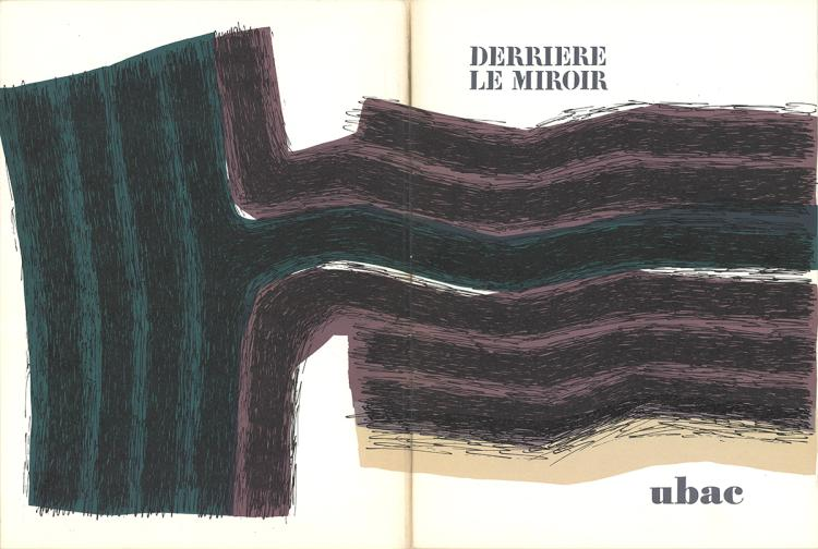 Rodolphe Raoul Ubac - DLM No. 196 Cover - 1972