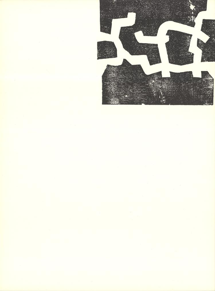 Eduardo Chillida - DLM No. 174, pg. 7 - 1968