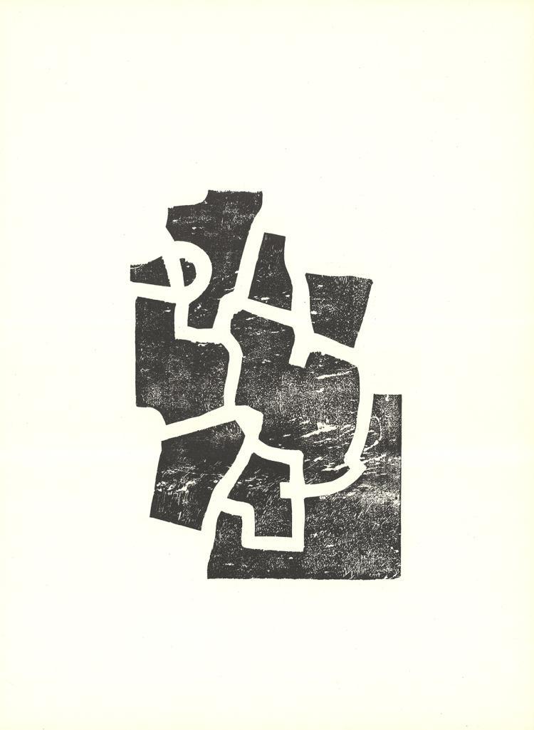 Eduardo Chillida - DLM No. 174, pg. 10 - 1968