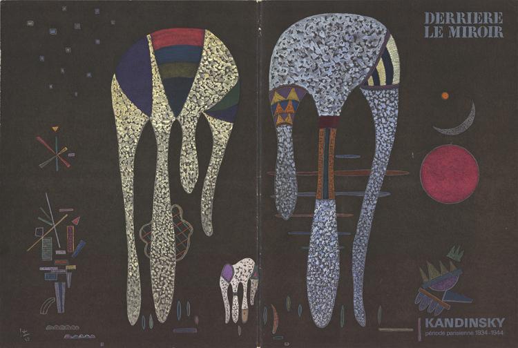 Wassily Kandinsky - DLM No. 179 Cover - 1969