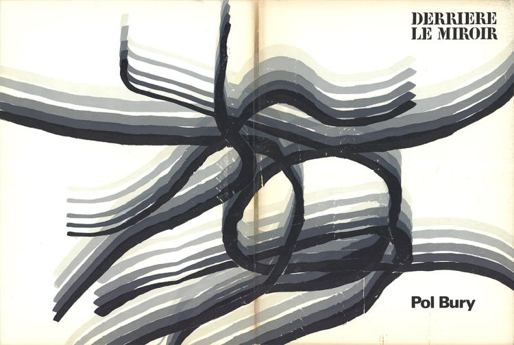 Pol Bury - DLM No. 178 Cover - 1969