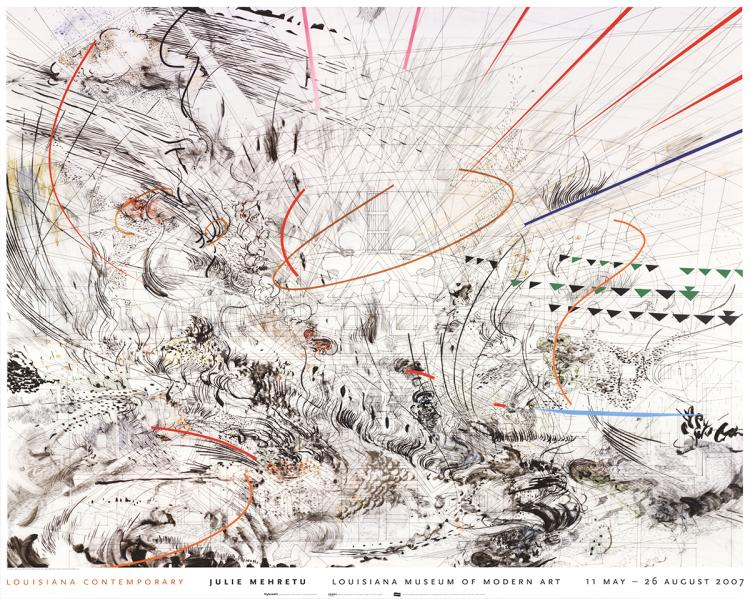 Julie Mehretu - Alter - 2012